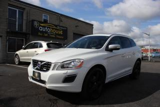 Used 2013 Volvo XC60 R DESIGN /T6 /PANAROOF /LEATHER SEATS /BLIND SPOT for sale in Newmarket, ON