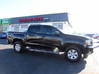 Used 2015 GMC Canyon Crew Cab 2.5L Camera Bluetooth Certified for sale in Milton, ON