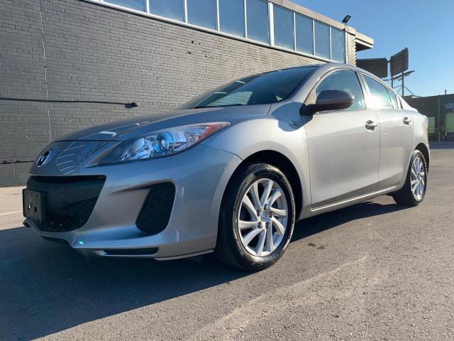 2012 Mazda MAZDA3 GS Sky Active - Certified - Sunroof