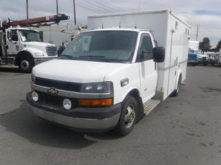 Used 2009 Chevrolet Express Ex Ambulance 3500 Diesel for sale in Burnaby, BC