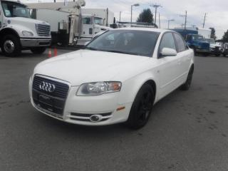 Used 2006 Audi A4 2.0 T with Multitronic for sale in Burnaby, BC