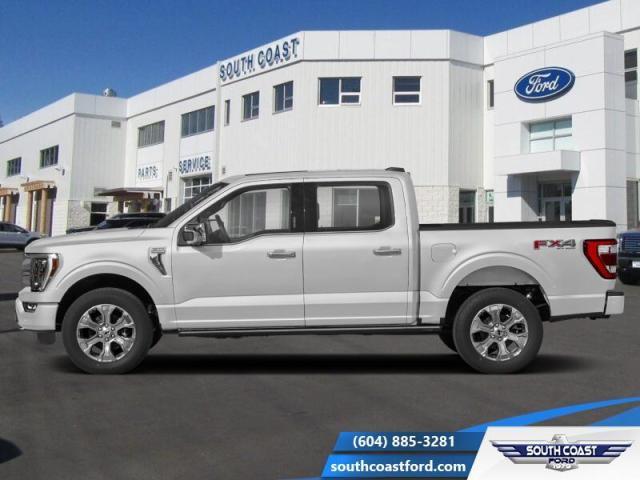 2021 Ford F-150 Platinum  - Sunroof - $557 B/W