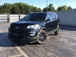 Used 2017 Ford Explorer XLT 4WD for sale in Cayuga, ON