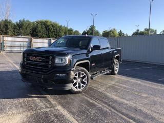 Used 2017 GMC Sierra 1500 SLT ALL Terrain Crew CAB 4WD for sale in Cayuga, ON