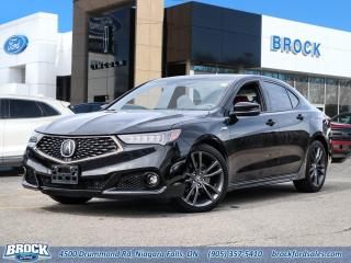 Used 2020 Acura TLX Tech A-Spec for sale in Niagara Falls, ON