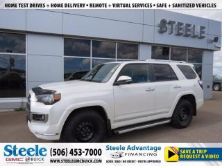 Used 2016 Toyota 4Runner SR5 for sale in Fredericton, NB