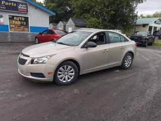 Used 2011 Chevrolet Cruze 2LS for sale in Madoc, ON