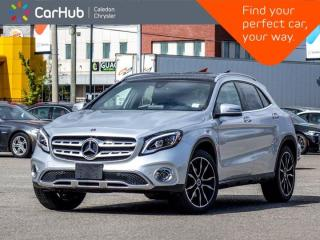Used 2020 Mercedes-Benz GLA GLA 250 4Matic Only 9545 Km Navigation Panoramic Sunroof Bluetooth Heated Front Seats 19