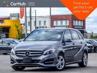 Used 2018 Mercedes-Benz B-Class B 250 4Matic Sports Tourer Panoramic Sunroof Bluetooth Heated Front Seats 17