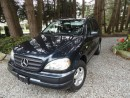 Used 2000 Mercedes-Benz ML 320 for sale in Surrey, BC