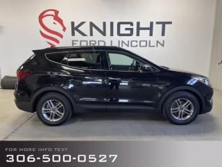 Used 2017 Hyundai Santa Fe Sport SE for sale in Moose Jaw, SK
