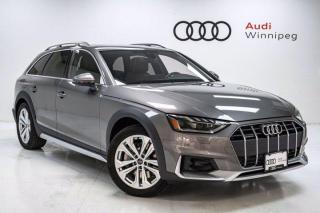 New 2021 Audi A4 Allroad Technik for sale in Winnipeg, MB