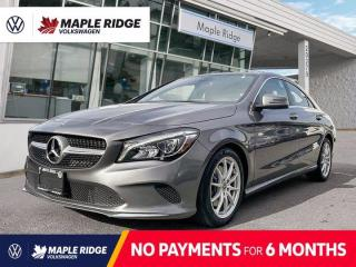 Used 2018 Mercedes-Benz CLA-Class CLA 250 for sale in Maple Ridge, BC
