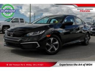 Used 2019 Honda Civic DX   Manual for sale in Whitby, ON