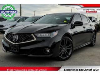 Used 2019 Acura TLX Elite A-Spec SH-AWD | Automatic for sale in Whitby, ON