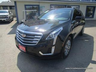 Used 2017 Cadillac XT5 ALL-WHEEL DRIVE LUXURY-MODEL 5 PASSENGER 3.6L - V6.. NAVIGATION.. LEATHER.. HEATED SEATS & WHEEL.. PANORAMIC SUNROOF.. DRIVE-MODE-SELECT.. for sale in Bradford, ON