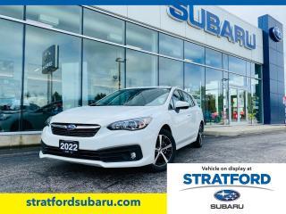 New 2022 Subaru Impreza Touring 5-Door for sale in Stratford, ON