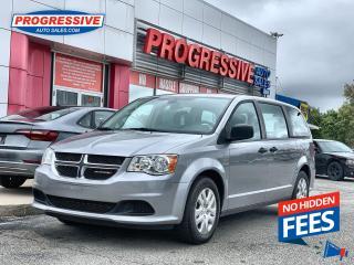 Used 2018 Dodge Grand Caravan CVP/SXT for sale in Sarnia, ON