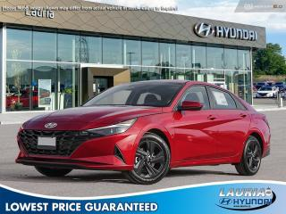 New 2022 Hyundai Elantra PREFERRED AUTO for sale in Port Hope, ON