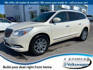 Used 2015 Buick Enclave Premium AWD - LOADED for sale in PORT HOPE, ON