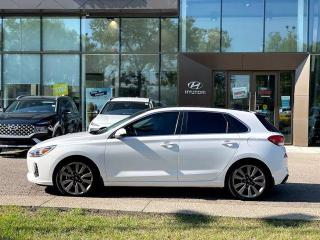 Used 2018 Hyundai Elantra GT SPORT w/ TURBO / LEATHER / PANO ROOF for sale in Calgary, AB