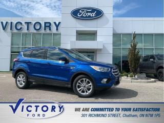 Used 2018 Ford Escape SEL | NAV | HEATED SEATS | DUAL CLIMATE for sale in Chatham, ON