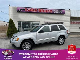 Used 2010 Jeep Grand Cherokee Laredo North LEATHER for sale in Tilbury, ON