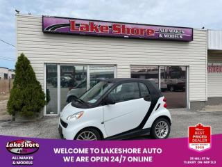 Used 2011 Smart fortwo Pure SUNROOF for sale in Tilbury, ON