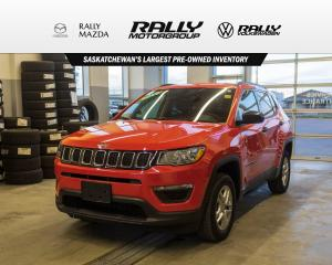 Used 2019 Jeep Compass Sport for sale in Prince Albert, SK