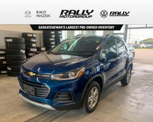 Used 2020 Chevrolet Trax LT for sale in Prince Albert, SK