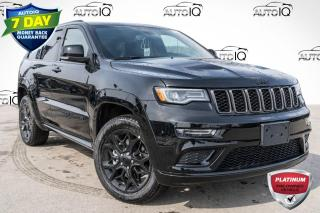 Used 2021 Jeep Grand Cherokee Limited DEALER DEMO! for sale in Barrie, ON