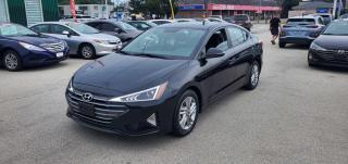 Used 2020 Hyundai Elantra Limited for sale in Burlington, ON