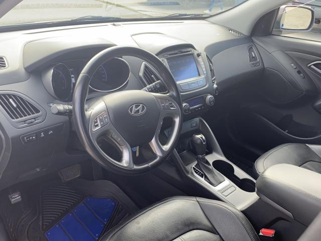 2014 Hyundai Tucson Limited Photo5