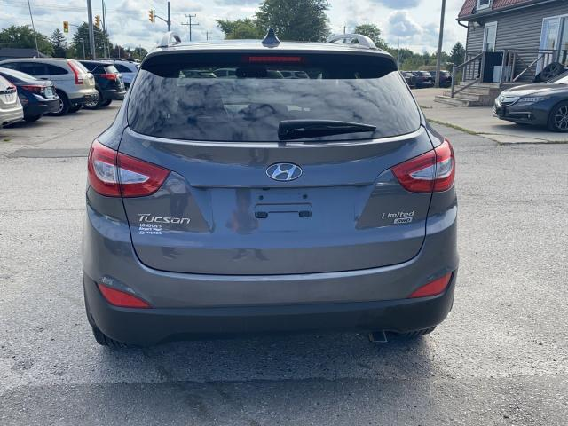 2014 Hyundai Tucson Limited Photo8