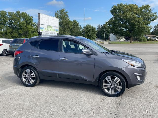 2014 Hyundai Tucson Limited Photo9