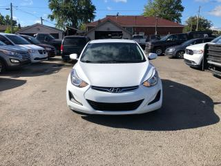 Used 2016 Hyundai Elantra GL**HEATED SEATS**USB/AUX PHONE CONNECTION for sale in Hamilton, ON