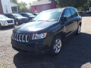 Used 2011 Jeep Compass North Edition for sale in Oshawa, ON