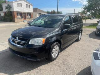 Used 2011 Dodge Grand Caravan SXT**7 SEATS**STOW AND GO SEATS for sale in Caledonia, ON