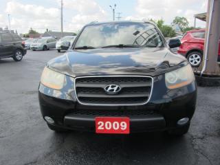 Used 2009 Hyundai Santa Fe GL for sale in Hamilton, ON
