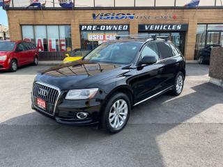 Used 2013 Audi Q5 2.0L Premium Plus for sale in North York, ON
