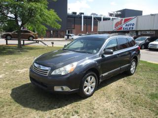 Used 2011 Subaru Outback 3.6R ~ SUNROOF ~ BLUETOOTH ~ SAFETY INCLUDED for sale in Toronto, ON