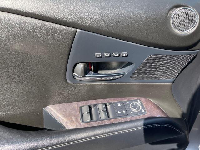 2015 Lexus RX 350 SPORTDESIGN AWD NAVIGATION/BLIND SPOT/CAMERA Photo11