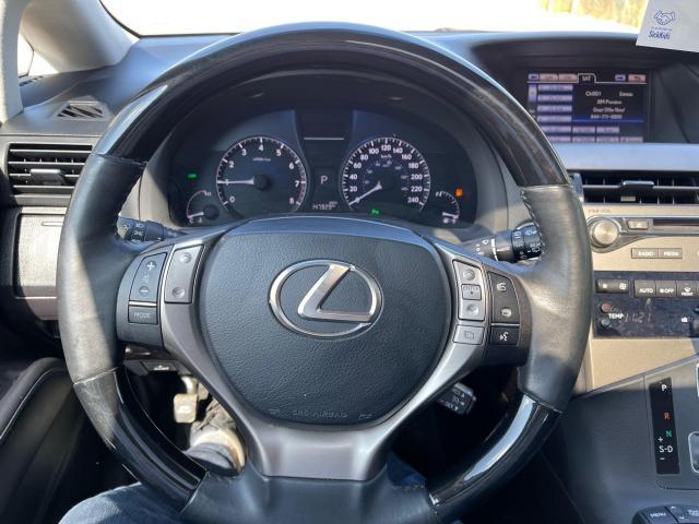 2015 Lexus RX 350 SPORTDESIGN AWD NAVIGATION/BLIND SPOT/CAMERA Photo13