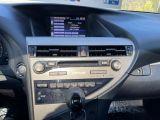 2015 Lexus RX 350 SPORTDESIGN AWD NAVIGATION/BLIND SPOT/CAMERA Photo33