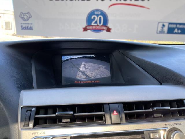 2015 Lexus RX 350 SPORTDESIGN AWD NAVIGATION/BLIND SPOT/CAMERA Photo16