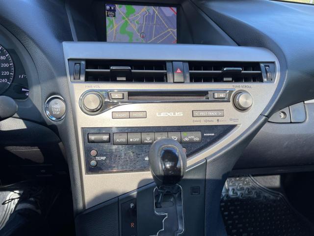 2015 Lexus RX 350 SPORTDESIGN AWD NAVIGATION/BLIND SPOT/CAMERA Photo17