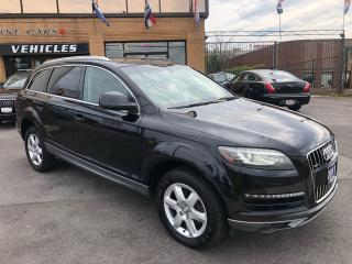 Used 2011 Audi Q7 3.0L for sale in North York, ON