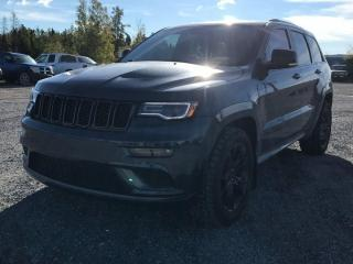 Used 2020 Jeep Grand Cherokee Limited X for sale in Yellowknife, NT