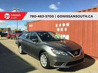 Used 2016 Nissan Sentra S, AUTO, BACK UP CAMERA for sale in Edmonton, AB