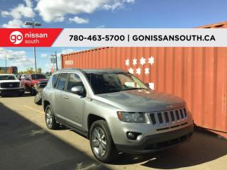 Used 2014 Jeep Compass NORTH, LEATHER, 4X4, AUTO for sale in Edmonton, AB